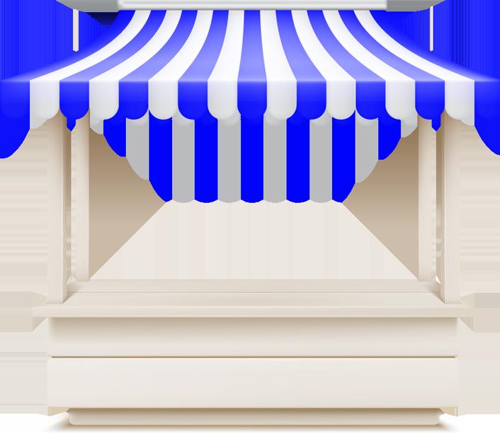 Kiosk/Canopy