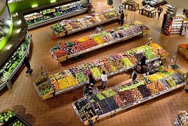 Food carts @ Malls