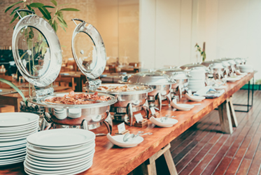 Catering at residential