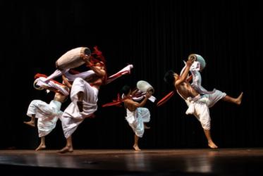 Dance competition @ auditorium